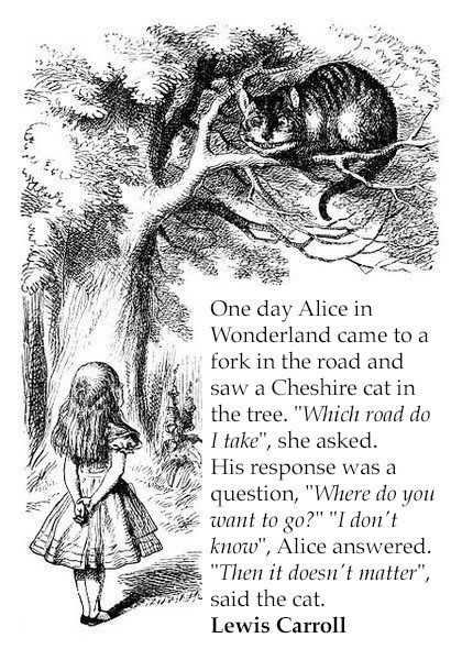 Alice and rabbit
